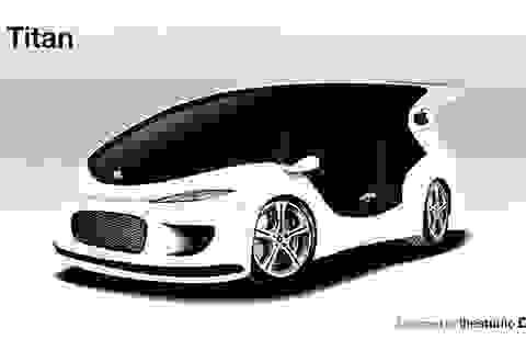 Giới thiết kế đua nhau vẽ ôtô Apple