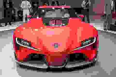 Nhờ BMW, Toyota sẽ hồi sinh dòng xe thể thao Supra?