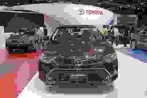 Toyota Camry 2015 ưu tiên ra mắt tại các thị trường lớn