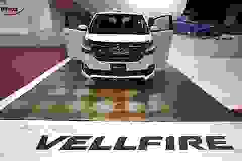 Toyota VellFire - Thêm bước tiến dòng xe gia đình