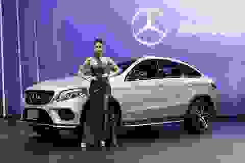 Mercedes-Benz GLE-class Coupé ra mắt tại Đông Nam Á