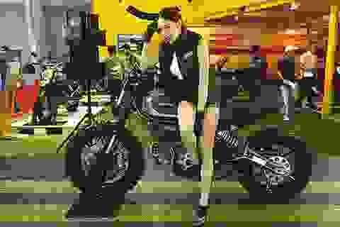 Nét duyên trên sàn Triển lãm Bangkok Motorshow 2015