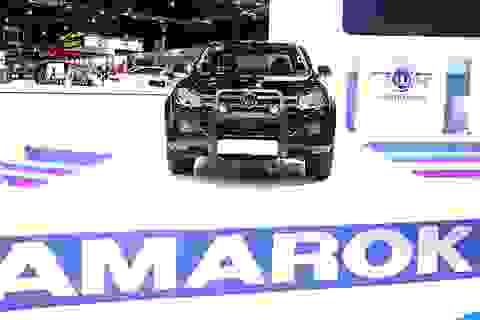 """Volkswagen Amarok - """"Chiếu trên"""" tại vương quốc xe bán tải"""