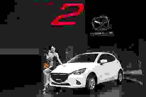 Mazda2 có thêm phiên bản nâng cấp cho năm 2015