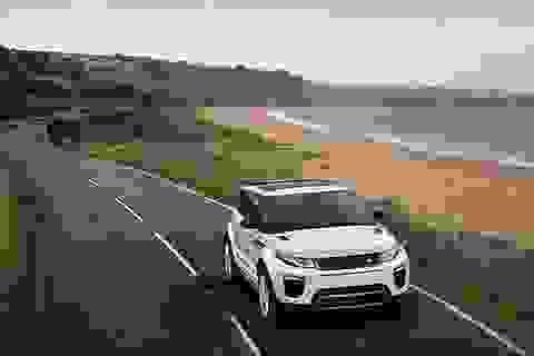 Land Rover Evoque 2016 sẽ được bán vào tháng 8