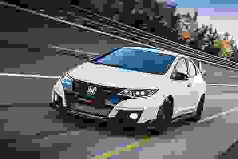 Honda Civic Type R lập kỷ lục mới trên trường đua