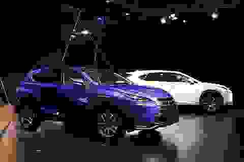 Lexus NX tại Việt Nam giá từ 2,408 tỷ đồng
