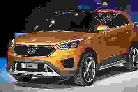 Hyundai Creta - Cái tên mới trong phân khúc Urban SUV