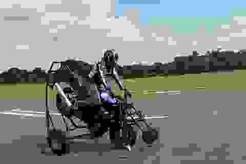 Dụng cụ tập bốc đuôi xe máy cho người mới tập