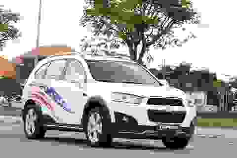 GM Việt Nam kiểm tra xe miễn phí khi khách hàng lái thử xe tại Hải Phòng
