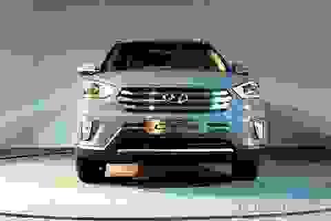 Hyundai Creta gia nhập cuộc chiến miniSUV với giá bán từ 13.500 USD