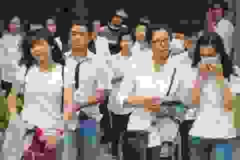 Nhiều thí sinh trúng tuyển đại học sớm