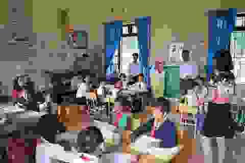 Trầm trồ trước mô hình trường học mới ở Lào Cai