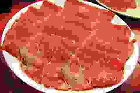 Bò Kobe nổi tiếng thế giới đã về đến Hà Tĩnh