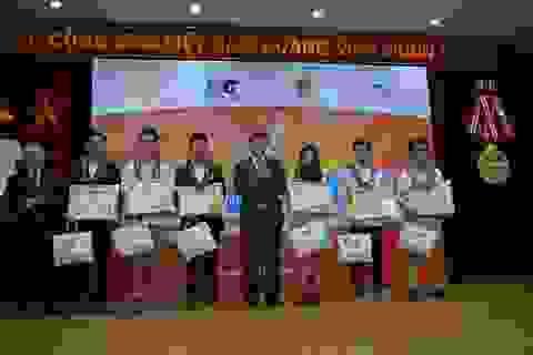 Hà Nội: 24 học sinh xuất sắc tham dự cuộc thi tin học cấp quốc gia