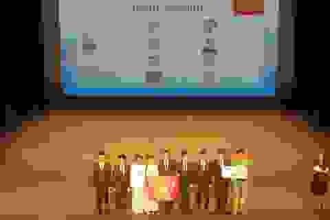 """Việt Nam """"mất vàng"""" ở kì thi Olympic Vật lí Châu Á 2016"""