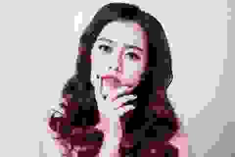 Diễn viên Lâm Quỳnh Như khoe vẻ đẹp tựa thiên thần