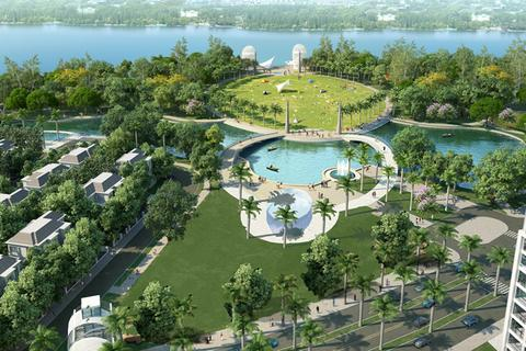 Sáng tạo thiên đường xanh của riêng bạn cùng Park 7
