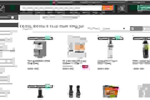 Lazada tạo bước tiến mới trên thị trường Bách hóa online