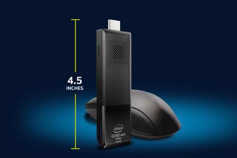 Intel Compute Stick - sản phẩm giải trí ngày Tết