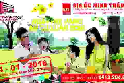 Ngày hội vàng an cư xuân – đón lộc xuân đầu năm 2016 cùng College Town Đà Nẵng