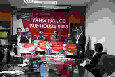 Sunhouse tổ chức Lễ trao giải thưởng Vàng Tài – Lộc 9999