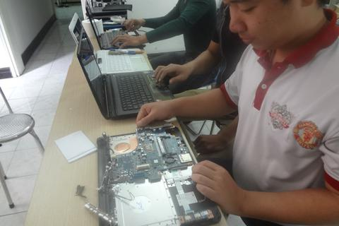 VAGROUP - Địa chỉ sửa laptop uy tín tại Hà Nội