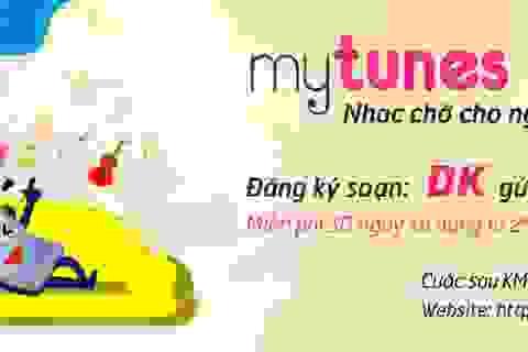 MyTunes - Phong cách đợi chờ của bạn