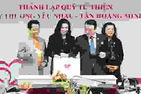 Chủ tịch Tập đoàn Tân Hoàng Minh: Chữ Tài trong dựng xây – Chữ Tâm trong thiện nguyện