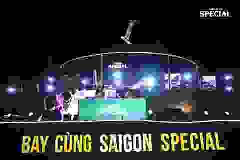 """Không khí hứng khởi tràn ngập sự kiện """"Bay Cùng Saigon Special"""""""