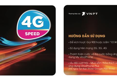 VinaPhone sẽ chính thức khai trương 4G vào ngày 3/11