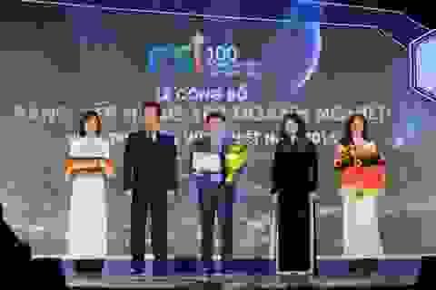 Tập đoàn Bảo Việt - Top 10 doanh nghiệp bền vững xuất sắc nhất Việt Nam 2016