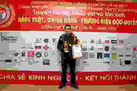Tôn vinh người lãnh đạo hãng trang sức hàng đầu Việt Nam