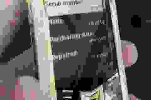 Truy tìm người đàn ông mua nợ điện thoại Vertu trị giá hơn 1 tỷ đồng rồi biệt tăm