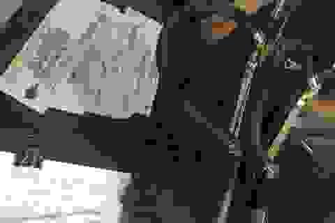 Bắt tên cướp giật, thu giữ 20 triệu đồng trả lại cho cô gái