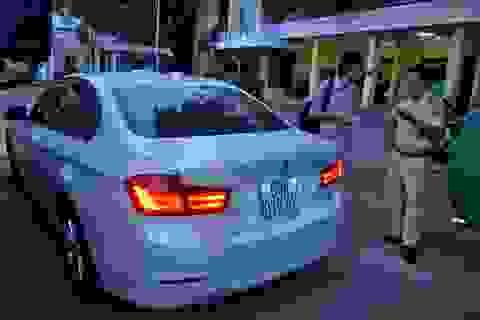 """Tài xế lái xe BMW """"điên"""" trên phố Sài Gòn có chứng nhận tâm thần"""