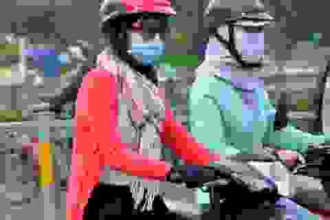 Người Sài Gòn thích thú với cái lạnh đầu mùa