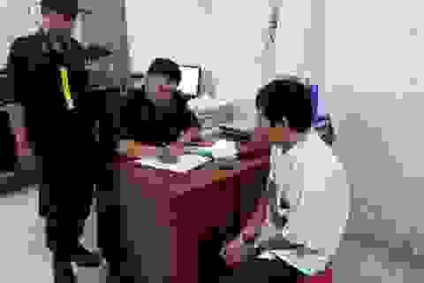 Cảnh sát cơ động ở Sài Gòn truy đuổi cướp như phim