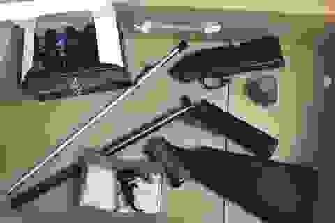 Bắt giữ súng và 2.000 viên đạn giấu trong hàng hóa nhập khẩu