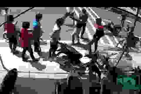 Công an TPHCM yêu cầu báo cáo vụ 2 nhóm thanh niên truy sát nhau