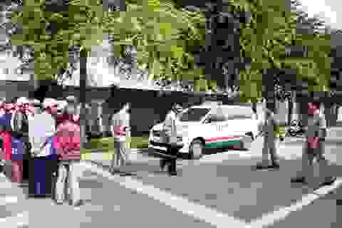 Linh cảm nhạy bén giúp tài xế thoát khỏi vụ cướp taxi
