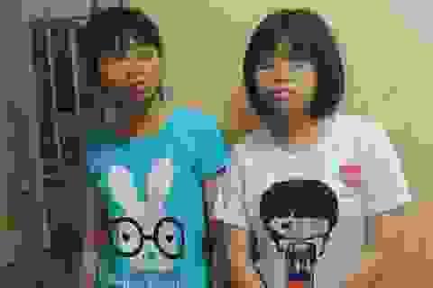 Hai thiếu nữ 16 tuổi chém bà bầu cướp xe máy khai gì?