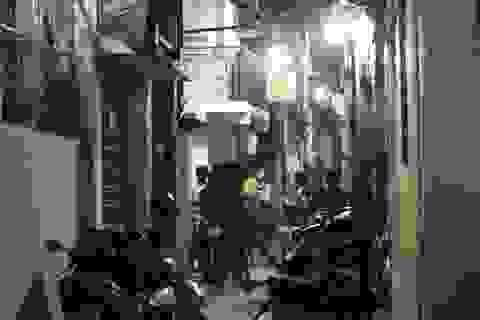 Thanh niên nghi ngáo đá xông vào nhà đâm chết hàng xóm