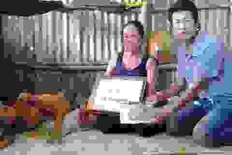Hơn 28 triệu đồng đến với em Lâm Phúc Hậu