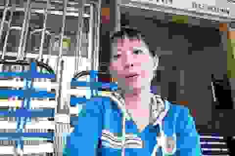 Nữ công nhân nhặt được vàng kiện người nhận là chủ số vàng