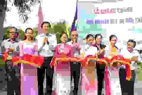 Khánh thành cầu Khuyến học & Dân trí thứ 9 tại Bạc Liêu
