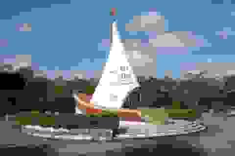 Mũi Cà Mau đón gần 96.000 lượt khách du lịch trong năm 2015