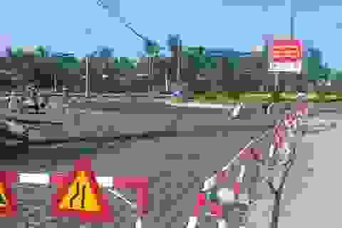 Người dân khốn khổ vì xe chở hàng tra tấn: Đang khắc phục đường bị hư hỏng nặng