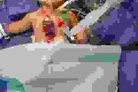 Trẻ dưới 16 tuổi được ngân sách hỗ trợ phẫu thuật tim