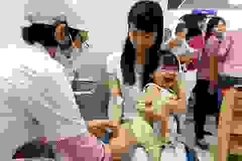 33 trường hợp phản ứng sau tiêm chủng